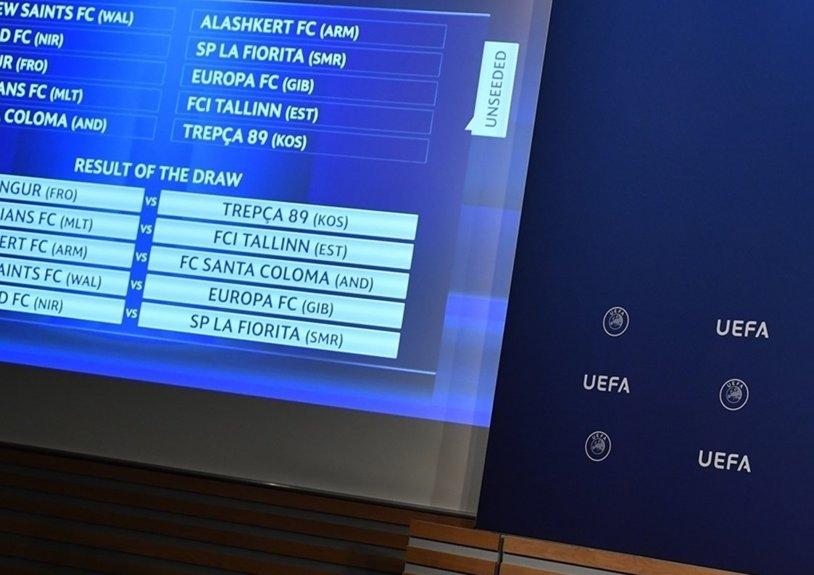 """Începe nebunia! S-au tras la sorţi meciurile din primele două tururi preliminare Champions League! Când intră """"în focuri"""" Viitorul şi FCSB"""