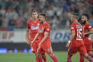 LIVE BLOG | FCSB - Viktoria Plzen 2-2. 90 de minute în care Dică a fost mereu în urmă! Cehii au preluat conducerea de două ori, dar golurile superbe ale lui Budescu şi Teixeira menţin şansele pentru retur