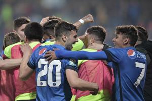 Aşa se intră în lumea bună a fotbalului! Viitorul - APOEL 1-0! Execuţia fabuloasă a lui Ganea transformă trupa lui Hagi în favorită la calificarea în play-off-ul Champions League
