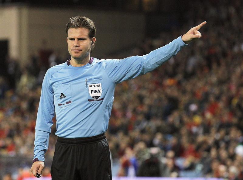 Arbitru de top la meciul dintre Sporting şi FCSB! Felix Brych a arbitrat finala UEFA Champions League din sezonul trecut, dar şi meciul roş-albaştrilor cu Ludogoreţ