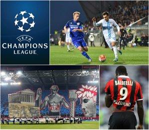LIVE SCORE Liga Campionilor | Napoli - Nice 1-0. Chiricheş este pe bancă. Florentin Matei este rezervă în Olympiakos - Rijeka 0-1