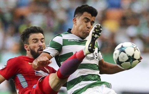 Spirit de Ligă! Sporting - FCSB 0-0, după un meci foarte bun făcut de echipa lui Dică. Vicecampioana are şanse la grupele Ligii Campionilor, dar joacă returul fără Pintilii