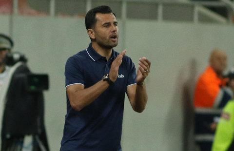 """Nicolae Dică nu e zgârcit cu laudele: """"Sunt mândru de ei, au valoare de Champions League!"""". Cu Budescu şi Bălaşa pe teren în retur?"""