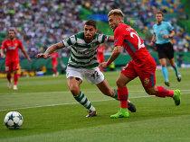 """""""Bine că nu am primit goluri!"""" sau """"Milioanele din Ligă mai aşteaptă!"""" Presa portugheză critică dur prestaţia lui Sporting: """"Românii au terminat în 10 oameni, dar nu i-am putut învinge!"""""""