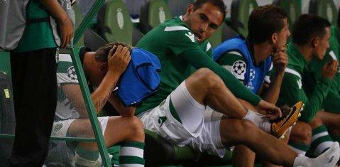 IMAGINEA ZILEI | Cel mai supărat om de pe teren la finalul partidei Sporting - FCSB 0-0