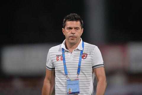 """Deja regretă? :) Ce a spus Cosmin Contra după de declarase """"că se îmbracă în fustiţă"""" dacă FCSB trece de Sporting"""
