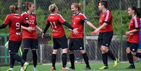 Olimpia Cluj a învins Zhilstroy, scor 1-0, în preliminariile Ligii Campionilor la fotbal feminin