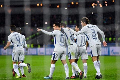VIDEO   Cea mai controversată fază a serii în Liga Campionilor. Chelsea a primit un penalty gratuit în meciul cu Qarabag
