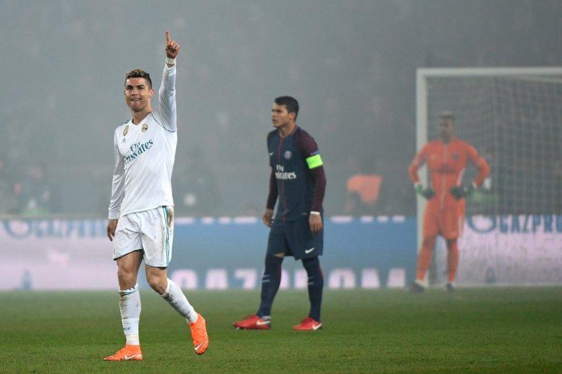 """""""C'est la vie!"""" Şeicii au fost puşi la respect de Ronaldo&Co în ziua în care Real Madrid a împlinit 116 ani. Cronica meciului de la Paris"""