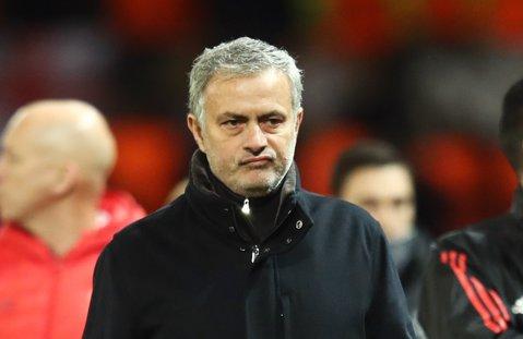Mourinho, declaraţie incredibilă după una dintre ruşinile carierei de antrenor: a mers la conferinţa de presă şi şi-a ironizat propriul club! Cuvintele prin care i-a înfuriat pe fani