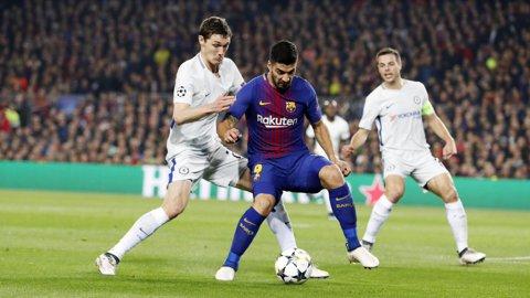 Liga Campionilor   Tabloul sferturilor e complet! Barça a umilit-o pe Chelsea pe Camp Nou, 3-0, iar Messi a ajuns la 100 de goluri în UCL. Bayern nu avut emoţii cu Beşiktaş şi s-a calificat mai departe după 8-1 la general