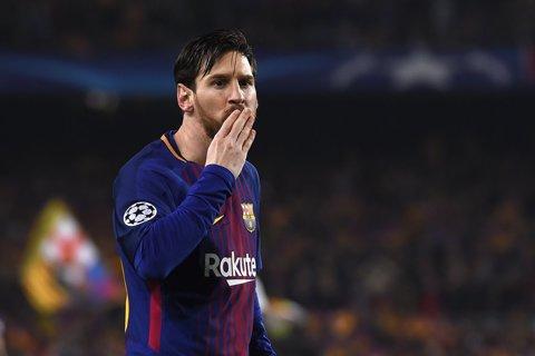 VIDEO | Centenar pentru Messi! Starul argentinian a ajuns la 100 de goluri în Liga Campionilor!