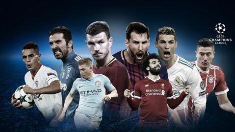Meciuri de cinci stele în sferturile Ligii Campionilor! Juventus şi Real Madrid se întâlnesc în reeditarea finalei de la Cardiff. Echipele din Premier League se luptă pentru un loc în semifinale, Bayern a prins cel mai accesibil adversar