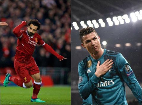 SPECIAL | Salah are meci cu istoria. Egipteanul se întâlneşte cu Cristiano Ronaldo pentru a treia oară