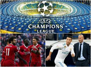 """""""Groparul"""" Karius trimite Liga Campionilor în Spania! Real Madrid – Liverpool 3-1, în finala de la Kiev. Zidane câştigă al troilea trofeu consecutiv. """"Foarfeca"""" lui Bale rămâne în istoria competiţiei"""