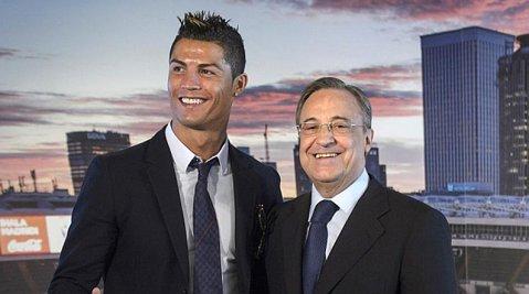 """Reacţia lui Florentino Perez, după ce Ronaldo a vorbit despre plecarea din """"Galaxie"""". Cum e văzut anunţul portughezului din cel mai important birou de pe """"Santiago Bernabeu"""""""