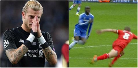 """La patru ani de la eroarea epocală care a lăsat-o pe Liverpool fără titlu, Steven Gerrard a fost pus să comenteze gafele lui Karius. Legenda """"cormoranilor"""" nu a iertat"""