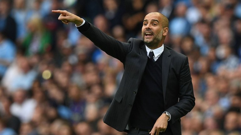 Guardiola deserves respect for all. Driver's response, after City was wrong