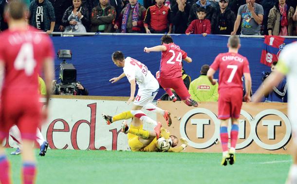 Echipele româneşti în cupele europene! Program, posibili adversari, calcule