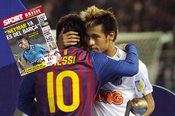 INVINCIBILA ARMADA! Barcelona dă lovitura: Neymar va juca lângă Messi! Brazilianul devine cel mai scump transfer din istoria fotbalului