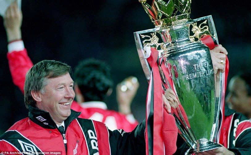 FOTO Legenda în imagini! Cele mai importante momente trăite de Alex Ferguson la Manchester United