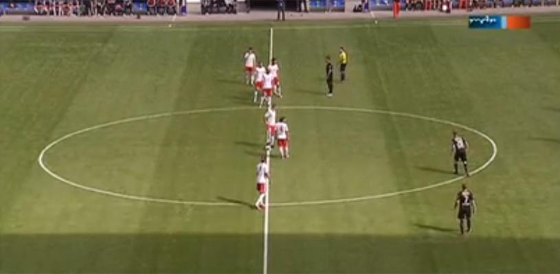 Cum să dai gol în doar 7 secunde! VIDEO - Cea mai ofensivă tactică din fotbal