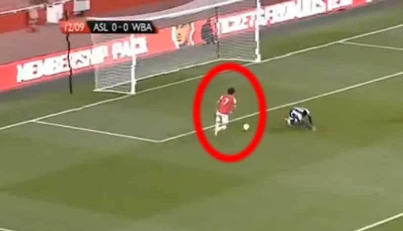 Incredibil! VIDEO - Un puşti de la Arsenal a semnat una dintre cele mai mari ratări ale anului