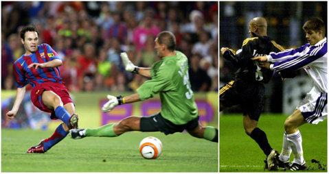 """Putea fi urmaşul lui Hagi la naţională, dar a ajuns în Liga a IV-a! FOTO: Imaginea postată azi de Iniesta pe Facebook: """"Un moment unic!"""" Câte se schimbă în 11 ani"""