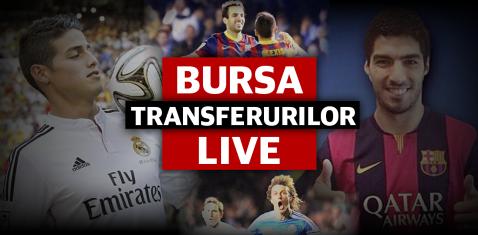 Bursa transferurilor în Europa. Xabi Alonso ar putea ajunge la Bayern Munchen