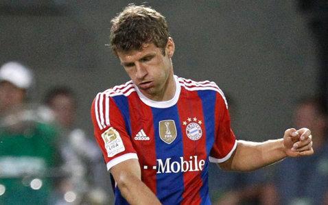 """Thomas Muller recunoaşte că a fost căutat de United: """"Puteam să câştig mulţi bani, s-a vorbit despre sume astronomice"""""""