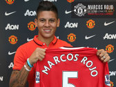 OFICIAL | Un nou transfer făcut de United. Marcos Rojo a semnat un contract pe cinci sezoane
