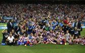 Răzbunare pentru finala Ligii Campionilor. Atletico Madrid s-a impus în faţa lui Real şi a câştigat Supercupa Spaniei