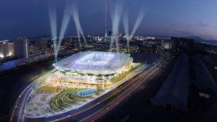 Las Vegas vrea echipă în MLS. FOTO   Planurile stadionului de aproape jumătate de miliard de dolari