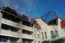 """""""Averea"""" patronului lui Lucescu, distrusă după ultimele bombardamente. Alarmă de gradul 0: """"Totul e la pământ. Nu am idee ce va urma"""""""