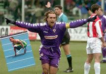 """Momente teribile pentru legendarul atacant argentinian Gabriel Batistuta. A rugat un medic să-i amputeze picioarele: """"Mă uitam la Pistorius, era unica soluţie"""""""