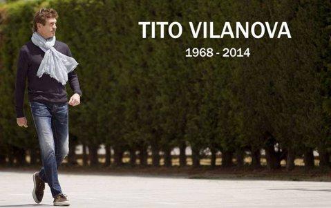 Gest impresionant al Barcelonei în memoria lui Tito Vilanova. Ce decizie a luat conducerea clubului catalan