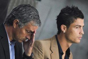 """Război total Mourinho - Ronaldo. """"Specialul"""" a aşteptat o lună de zile să îi dea replică starului lui Real, acum nu a avut milă"""