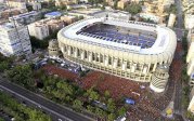 500 de milioane de euro pentru ca Real Madrid să schimbe denumirea stadionului în Abu Dhabi Santiago Bernabeu