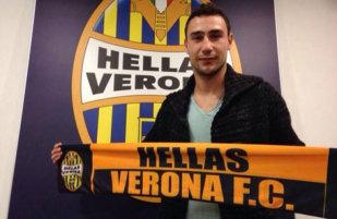 Ioniţă, primul jucător moldovean care marchează în Serie A