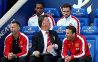 Situaţie tensionată la United. Reacţie necontrolată a unui jucător la adresa lui Van Gaal
