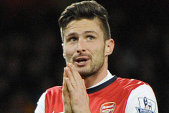 Giroud şi-a prelungit contractul cu Arsenal