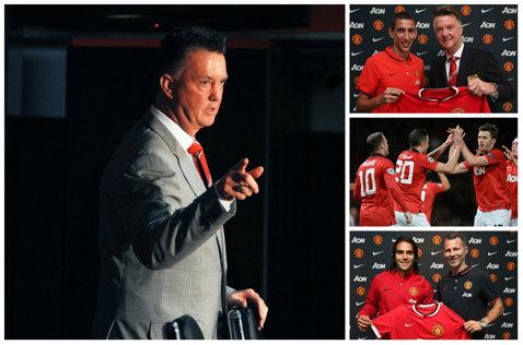 Manchester United plănuieşte meciuri amicale în străinătate, chiar în timpul sezonului