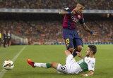 Dani Alves a anunţat că va pleca de la Barcelona la finalul acestui sezon. Brazilianul şi-a ales campionatul în care va evolua
