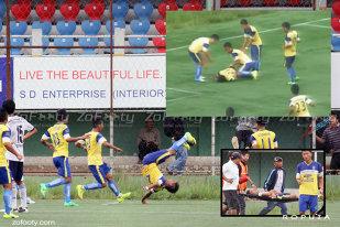 VIDEO | A marcat şi apoi a murit după ce a făcut asta pe teren. Lumea fotbalului, în stare de şoc. Scene groaznice