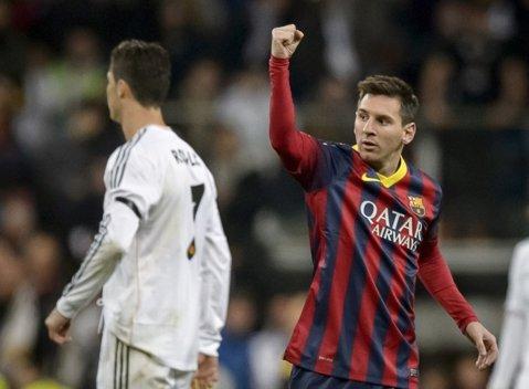 """Messi a intrat în febra derby-ului cu Real: """"Important e să câştigăm, nu mă interesează recordul lui Zarra"""""""