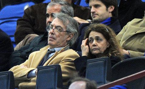 Massimo Moratti a demisionat de la Inter Milano după 20 de ani de activitate