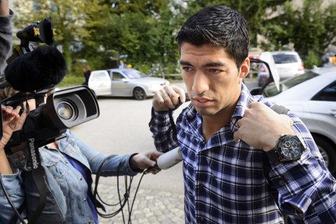 OFICIAL | FIFA a anunţat că Luis Suarez poate evolua pentru Barcelona în El Clasico