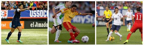 Au fost anunţate candidatele pentru Balonul de Aur la fotbal feminin