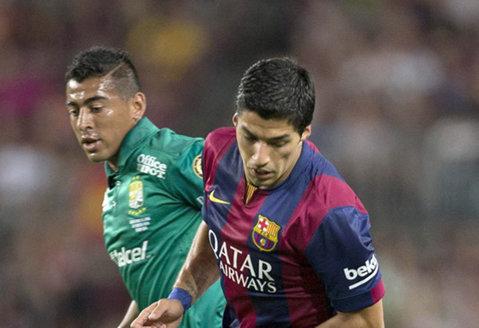 """Suarez, doar rezervă în El Clasico? Luis Enrique: """"Sigur va juca, dar nu ştiu cât"""". Presa iberică îl anunţă titular pe Pedro"""