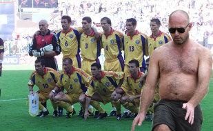 FOTO   Transformare incredibilă pentru o legendă a fotbalului! A marcat la Euro 2000 şi a scris istorie, dar e greu de recunoscut